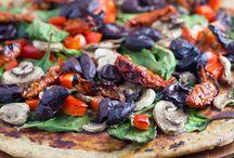 Wheat free food / Pizza