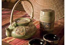 keramika a čaj - tea time