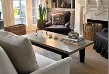 Family Room Inspirations / by Megan Barkevich