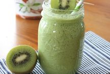 Smoothies and juicing recipes