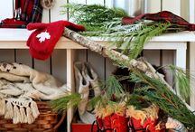 Christmas Home Tours / by Hymns and Verses