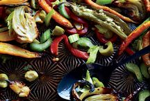 Side Dishes / by Joanna LaGravenese