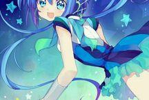 Vocaloid Lapis Aoki