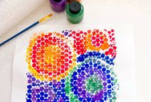 School - creative activities  / by Cory Davidson