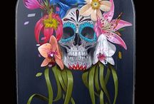 Dia de los Muertos / Day of the Dead art inspiration