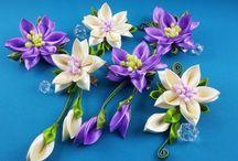 цветы с очень красивыми бутонами висюльками
