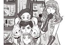 miis peregrine's anime