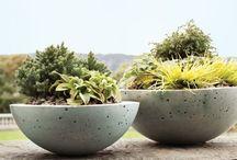 garden pots (indoor/outdoor)