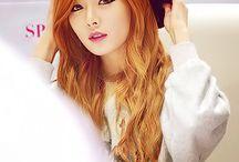 Kim Hyuna 김현아  Beautiful Korean Girl /  Kim Hyuna 김현아  Beautiful Korean Girl