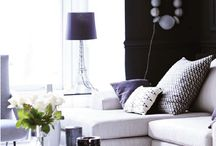 Black + White / Crisp and chic, nothing beats monochrome for unfussy elegance.      Visit: www.dfs.co.uk/styleguide for more inspiration.