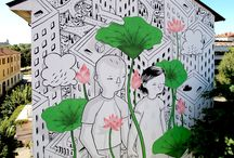 Kubv: Muurschildering