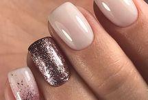 Short nails art