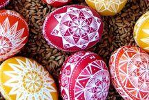 Velikonoční dekorace/Easter Decorations