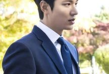 "Lee Min Ho ""Legend of Blue Sea"""