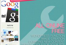creating websites / by Twanna Permenter
