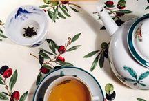 Chá - Tachos e Porcelanas
