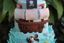 Pirate Cakes  / by Pat Korn