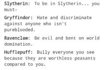 ~A Proud Slytherin ~