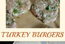 Turkey Recipes / This collection of turkey recipes includes ideas for healthy turkey recipes, Christmas menu ideas, leftover turkey ideas, how to roast turkey, use turkey steaks or diced turkey and even ideas for slow cooker or crockpot turkey meals.