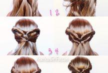 Hair ideas for Ariel