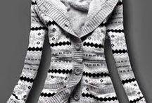 My knittings.....