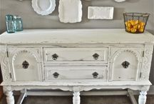 Furniture refinishing and ideas