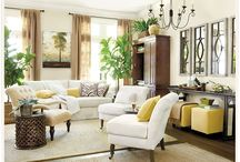 Family Room / by Stephanie Hinton DuCharme