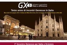 III evento GeneXus / III eveneto genexus per Itala e Svizzera. Il mercoledì 25 giugno 2014