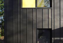 Bolig - Fasader Zinc