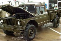 Αμερικάνικα Στρατιωτικά οχήματα