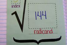High School Math Interactive Notebooks / Resources for High School Math teachers who use Interactive Notebooks