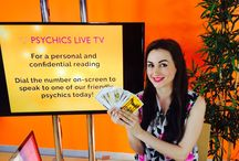 Psychics Live TV / Watch live on Sky Channel 890! Connect to our friendly team of psychics now