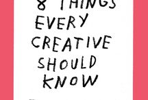 8 Things Every Creative Should Know (by @adamjk) / 8 Things Every Creative Should Know - http://www.designsponge.com/2016/10/8-things-every-creative-should-know.html
