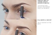 Eye Brows / by Sonia Collazo Latalladi