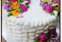 dekoracje torty