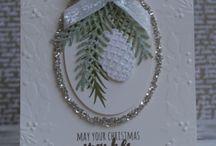 Christmas pines SU