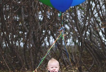1yr photo ideas / by Laura Butler