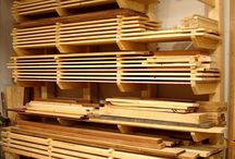organizador de madera