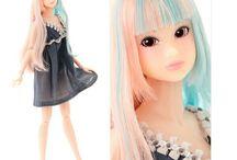 Doll - Wake-Up momoko Doll: WUDsp Azone004 & WUDsp Azone005