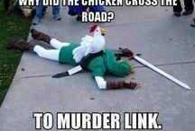 A Legend of Zelda: Link