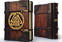 старые магические книги