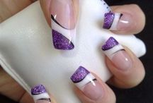 uv gel nails