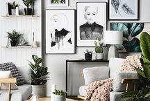 Jungla de interior - Jungle decor