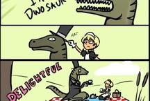 Dinosaur Humor and such / by Carolyn McCallum