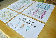 Matematikk tallrekker og hundrerruter