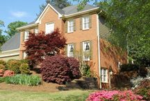 SOLD 33 days on market - Fabulous S/T Nhood in Johns Creek / $360,000 Fabulous home, fabulous neighborhood. 5 bedroom/4 ¼ bath brick home on cul-de-sac street in popular swim/tennis Mayfair subdivision. Newly updated kitchen with tile floor & granite counter tops.Vaulted Great Room with wet bar and 2nd/back stairway to second floor. Level patio & lovely fenced backyard- walkout from kitchen & great room. Flowing Living Room & Dining Room. Hardwood floors . . .For more information go to: http://780RedlionRun.gaforsalebyowner.com