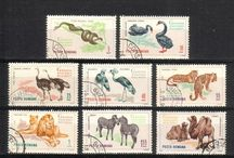 Stamp Collection - Kambiz and Kristin