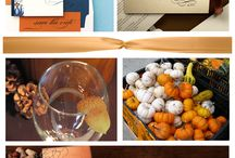 eInvite Top Picks: Fall Inspired Styles / Fall is fast approaching, here are some fabulous fall decorating ideas.