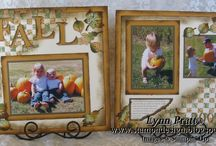 Scrapbooking Page Layouts- Fall Season/Holidays / This board is dedicated to all page layouts that deal with the Fall Season and holidays- Back to School, Halloween, Thanksgiving etc.  Please feel free to check out my other seasonal/holiday boards. Enjoy! / by Kelley Wullaert