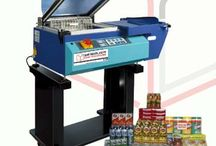 Shrink Machines / Shrink Packaging with Polyolefine or PE film gives your product a welcoming appearance, ensuring the product against accidental openings. It can also be used to hold together bundles, threads or other similar products. One can Shrink package all sizes of items by selecting the right equipment. There are Manual, Semi-Automatic and Fully-Automatic Solutions with adapted dimensions, capacity and the selection of film.